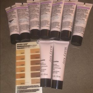 Mary Kay timewise Matte Liquid Foundation